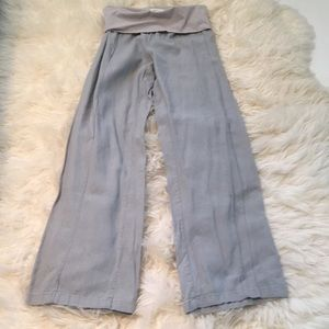 2 for 30.00 ⭐️ Linen Pants S Grey